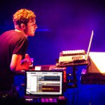 Nicolas Jaar set @ Clown & Sunset Takeover NYC